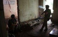 На Донбассе сегодня получили ранения двое украинских военных