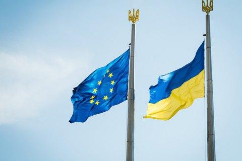 Украина выполнила соглашение об ассоциации с ЕС на 43%, - отчет