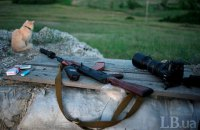 На Донбасі в п'ятницю вісім обстрілів, без втрат
