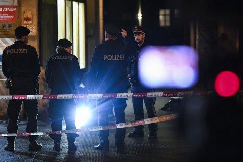У Відні затримали афганця, якого підозрюють у нападі з ножем на чотирьох людей