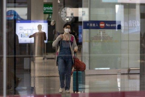 """В аэропорту """"Борисполь"""" будут мерить температуру пассажирам из Китая"""