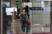 """В аеропорту """"Бориспіль"""" будуть міряти температуру пасажирам з Китаю"""