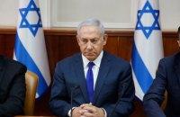 Нетаньягу наказав розпочати масований удар по сектору Газа