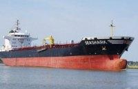 Єгипет утримує нафтовий танкер з 17 українськими моряками на борту