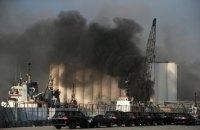 В порту Бейрута обнаружили почти 80 контейнеров с опасными химическими веществами