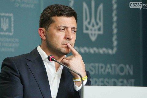 Зеленський ветував закон про відновлення роботи ВККС