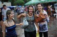 Завтра в Киеве ожидается жара и грозы