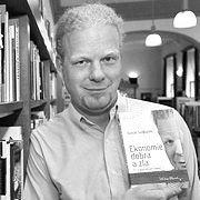 Томаш Седлачек: «Економіка – нова релігія людей, які думають, що ні в що не вірять»