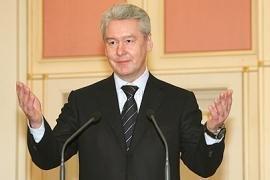 Собянин лидирует на выборах мэра Москвы