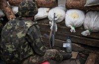 Силы АТО за сутки 19 раз вступали в бой с боевиками