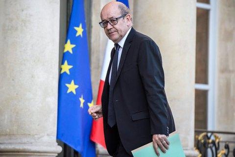 """Франція запропонувала провести зустріч """"нормандської четвірки"""" найближчими днями в Парижі"""