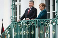 Україна та ЄС перед Берлінською стіною