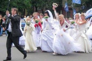 Украинкам не хватает мужчин