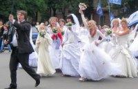 Украинкам запретили выходить замуж в 17 лет