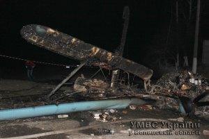 """МВС підтвердило загибель двох осіб при катастрофі """"кукурудзника"""" на Волині"""