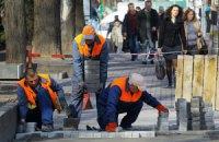 Порошенко і Жеваго дадуть грошей на ремонт центру Києва