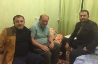 Осужденный в Крыму замглавы Меджлиса Умеров попал в больницу