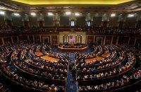 """Конгресс США принял два законопроекта для завершения """"шатдауна"""""""