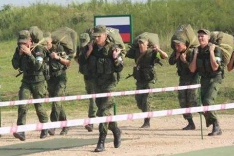 У Росії під час військових навчань обвалився залізничний міст