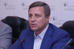 Катеринчук: Євро-2012 - це перший глобальний проект з Європою