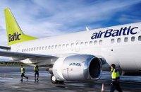 Латвійська airBaltic у квітні запустить рейс зі Львова до Риги