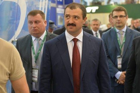 Сын Лукашенко будет исполнять обязанности первого вице-президента НОК Беларуси