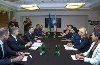 Президенти України і Грузії домовилися про обмін візитами