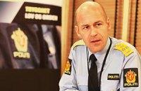 Очільник норвезької поліції пішов у відставку через Брейвіка
