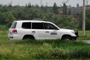 ОБСЕ прекратила наблюдать за Луганском из-за ситуации с безопасностью