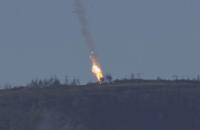 Влада Туреччини наказала ВПС не використовувати повітряний простір Сирії