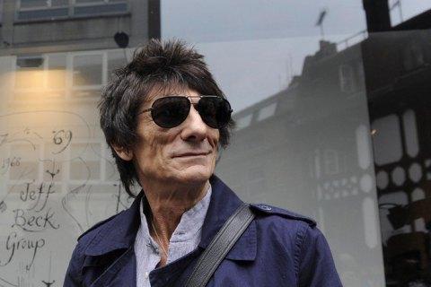 У гітариста Rolling Stones виявили рак