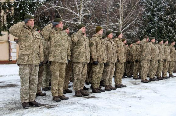 Украинское подразделение направили в Косово
