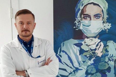 """Руслан Буяновський: """"У більшості пацієнтів коронавірусна хвороба проходить сама, без лікування"""""""