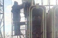 На Донеччині відновили електропостачання і подачу води ураженої снарядом насосної станції