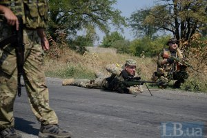 В среду погибших на Донбассе не было