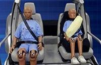 В новый Ford Mondeo встроят надувные ремни безопасности