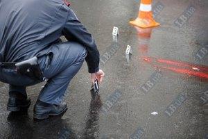Женщина, которую сбил в Киеве утром милиционер, - жива