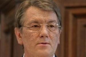 Ющенко обещает бесперебойный транзит газа через свою территорию