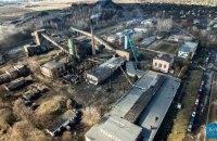 У шахті Нововолинська обірвався ліфт, постаждали дев'ятеро гірників