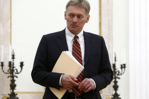 У Кремлі заявили про ймовірну ескалацію на Донбасі через військову допомогу США Україні