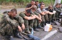 На Донбассе начался процесс верификации пленных