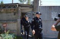 Яценюк и Аваков дали старт набору полицейских в Хмельницком