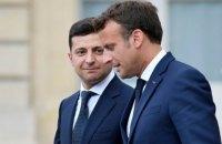 Посол Франции: между Зеленским и Макроном установилась дружеская связь
