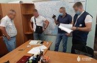 ДБР затримало керівника національного парку, до якого відноситься Бирючий острів
