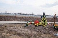 У садовому кооперативі біля Львову організували нелегальне кладовище
