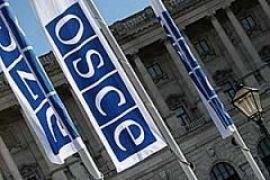 Україна надає особливого значення відносинам з ОБСЄ перед виборами