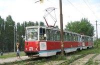 Пенсионерка попала под трамвай в Днепропетровске