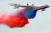 Французы запретили россиянам сливать над Ле Бурже окрашенную воду