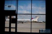 Шесть авиакомпаний закрыли рейсы внутри Украины в 2013 году