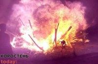 На Житомирщині під час святкування Івана Купала вибухнули каністри з бензином, є постраждалі